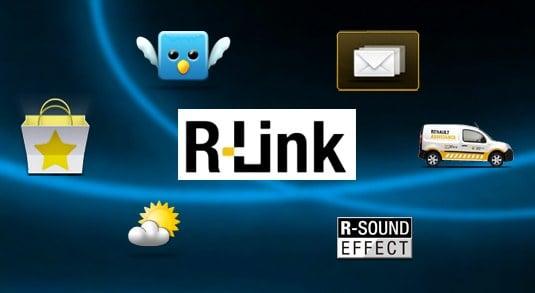 Connectivité GPS Rlink